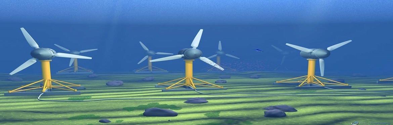 İlk kez gel-git enerjisinden hidrojen gazı üretildi.